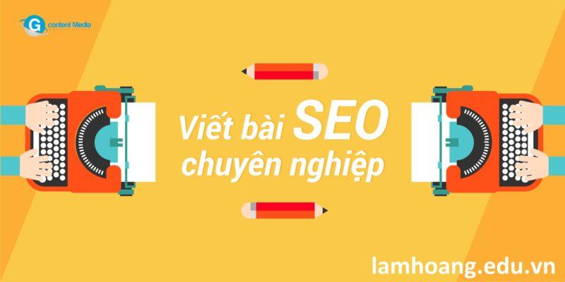 dịch vụ viết bài chuẩn seo giá rẻ